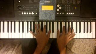 Camila - Mientes (Piano cover).