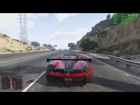 [Grand Theft Auto V] [PC] [Gigabyte GTX 1080 G1 GAMING 8GB OC] [4k] [60 fps]