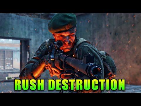 Rush Destruction! | Battlefield V Stream Highlights