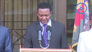 Governor Mutua defends CS Matiang'i over fake gold scam