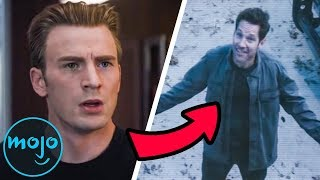 Top 10 Avengers: Endgame Fan Theories That Were Wrong