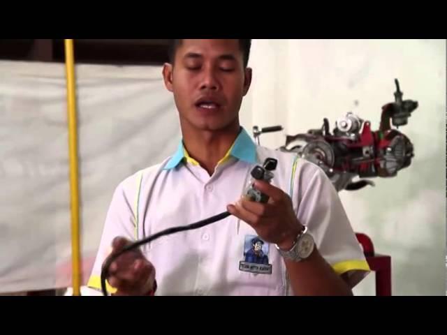 Otomotif Sistem Pengapian Cdi Pada Sepeda Motor