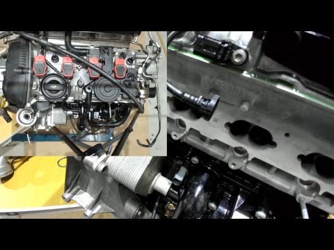 Фото к видео: Капремонт двигателя CCZ 2.0 TSI