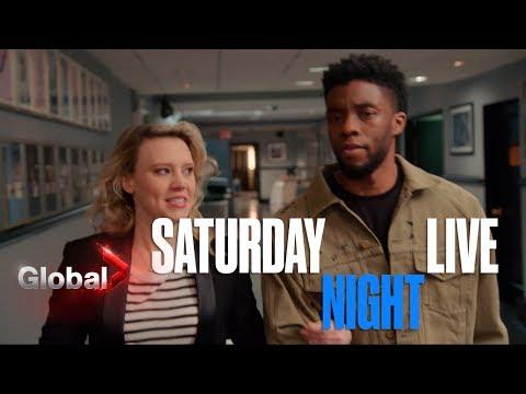 Saturday Night Live 43.17 Preview 'Host Chadwick Boseman'