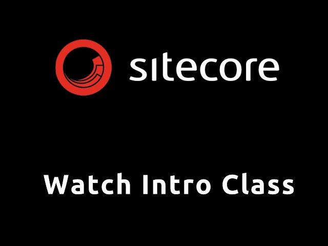 Sitecore Training Online | Sitecore CMS Developer Certification Training