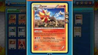 Pyroar  - (Pokémon) - US Nationals 2nd Place Deck - Pyroar!