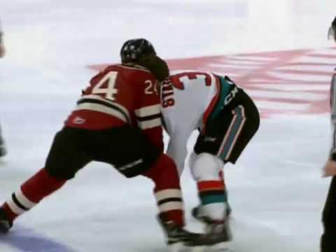 Jordan Roy vs. Riley Stadel