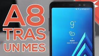 SAMSUNG GALAXY A8 TRAS 1 MES DE USO