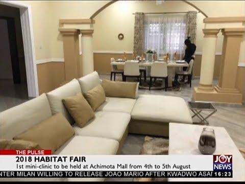 2018 Habitat Fair - The Pulse on JoyNews (2-8-18)