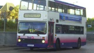 preview picture of video 'Stirling Bus Station'