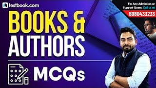 Books & Authors | Important GK Questions for SSC, Bank & Railways | Abhijeet Sir