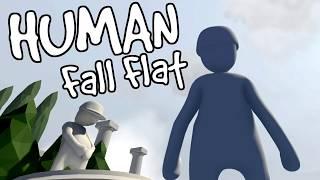 Human Fall Flat - Ставим скин из Workshop (ВоркШоп)