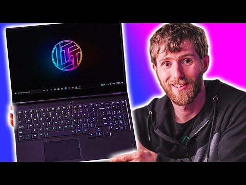 External Review Video PtxtnIsqOEQ for Lenovo Legion 7i Gaming Laptop (15.6-in)
