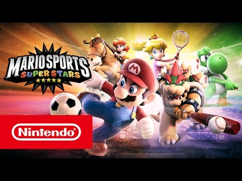 Mario Sports Superstars with Amiibo Card (3DS)
