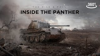 World of Tanks - The Rise & Fall: Inside the Panther 360°