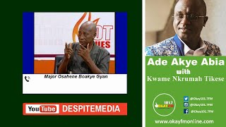 All You Need To Know About June 4 Coup, Osahene Boakye Gyan Gives Account