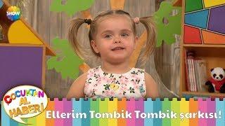 Çakıl Bebek Nisan Aktaş'tan Ellerim Tombik Tombik şarkısı!