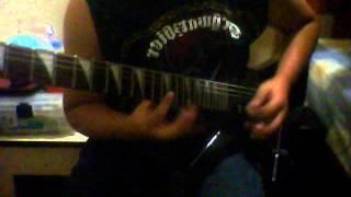 Solo Living Bad Dreams Judas Priest By Claudio Ocaña