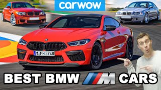 Top 10 best BMW M cars. EVER!