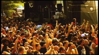 Chimaira - The Dehumanizing Process (Live at Dirt Fest 2014)