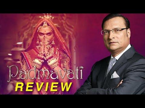Padmavati Movie REVIEW By Rajat Sharma | Deepika Padukone, Ranveer Singh, Shahid Kapoor