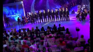 """The Ten Tenors """"Here´s to the Heroes""""  and """"Nessun Dorma"""""""