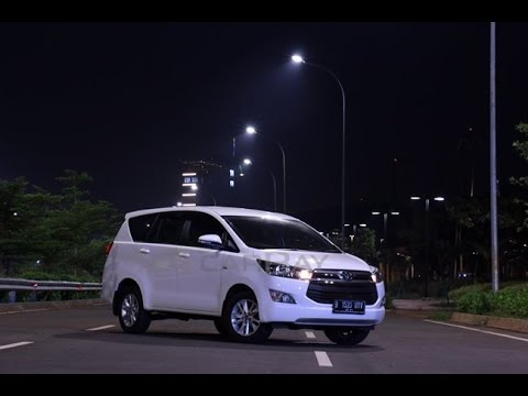 All New Toyota Kijang Innova 2019 Harga 2017 Videos Watch First Drive Reviews V 2 0 M T