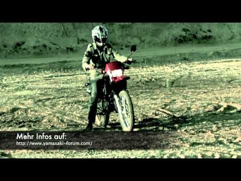 Yamasaki YM50-GYS Trailer