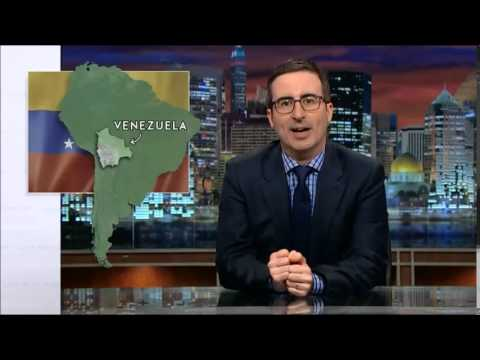 John Oliver's Geography Game Shows Us We Don't Know Where Anything Really Is