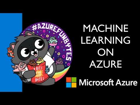 AzureFunBytes Episode – Intro to Azure Machine Learning with Henk Boelman!