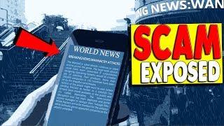 BREAKING: BIGGEST ONLINE SCAM EXPOSED ON YOUTUBE | Breacher Story Gameplay