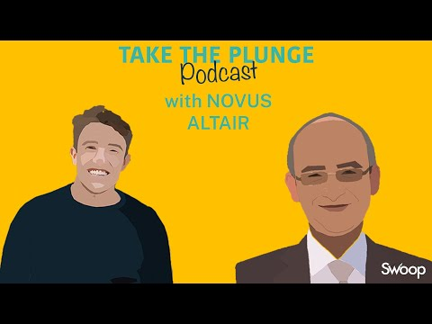 Novus Altair – Adnan Niazi | Take The Plunge Podcast