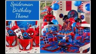 Unique First Birthday Party Themes For Baby Boy | 1st Birthday Theme Decorations Ideas