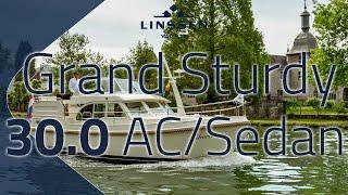 Linssen Yachts Grand Sturdy 30 0
