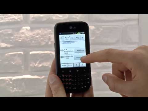 Video recensione Lg Optimus Pro