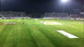 preview picture of video 'Match at pindi Stadium 30-March-2012'