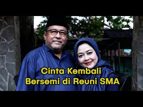 Cinta Rano Karno Dan Dewi Indriati Bersemi Di Bangku SMA