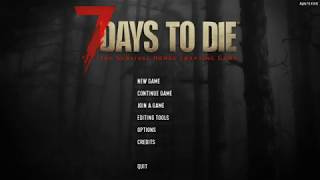 Making a Dedicated 7 Days to Die Server