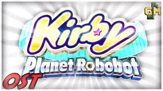 Lively Street (Town Area) - Kirby: Planet Robobot OST Theme Music Extended