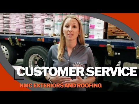 Owner, Molly Mortenson, takes a quick moment to explain what sets NMC Exteriors apart! #NMCdifference #CustomerExperience