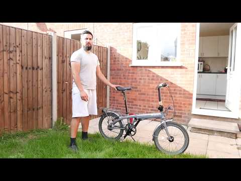 Folding Bike Review-Tern