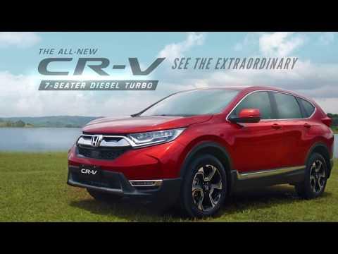 Honda  CR V Паркетник класса J - рекламное видео 1
