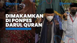 Ustaz Maaher At-Thuwailibi Dimakamkan di Ponpes Darul Quran, Dekat Makam Syekh Ali Jaber