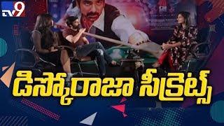 Ravi Teja, Nabha Natesh on Disco Raja - TV9