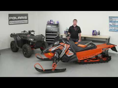 Polaris Off-Road Vehicle Belt Break In Procedure | Polaris Off-Road Vehicles
