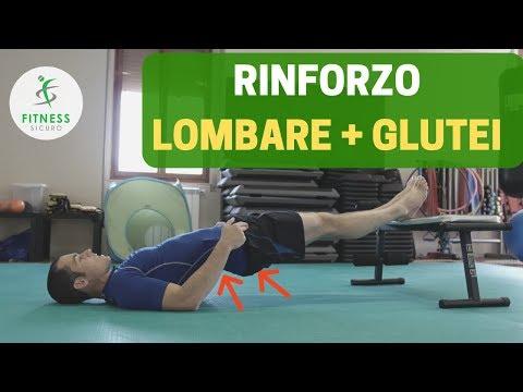Qualche esercizio ad alleviare il mal di schiena