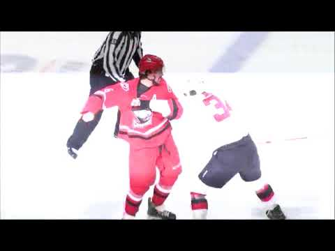 Trevor Carrick vs Kevin Morris