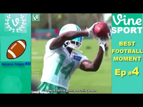 Best Football Vines of All Time Ep #4 - Best Football Moments Compilation