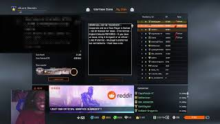 Warface with the clan! (Still taking recruits)