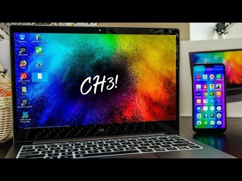 Xiaomi Mi Air 13 (2018) - Ein Notebook aus China? Hands On nach 2 Wochen   CH3